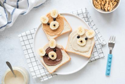 تست شکلاتی صبحانه سالم و مقوی برای دانش آموزان