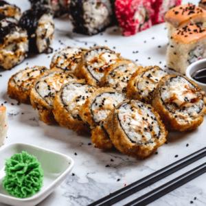 ۴ غذای ژاپنی که جوانترتان میکند؛ معرفی غذاهای ژاپنی مناسب برای ایرانی ها
